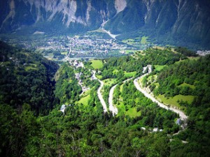 Alpe d'Huez (Photo Credit: clarkmaxwell)
