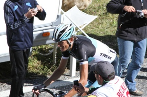 Andy Schleck (Photo Credit: charel.irrthum)