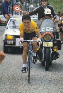 Bernard Hinault (Photo Credit: Numerius)