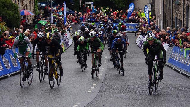 Pesky Cyclists (Photo: dvdBramhall)