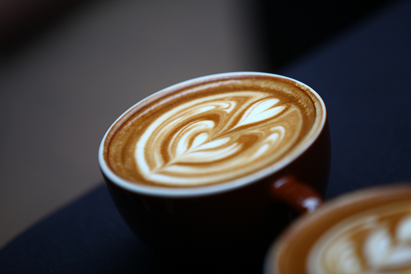 Mmmm, looks like my mid-ride cappuccino is ready (Photo: GoToVan - Flickr)