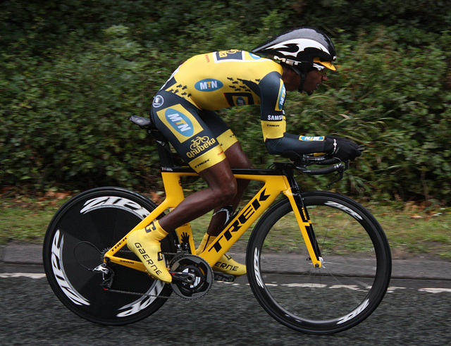 Meron Russom of Team MTN-Qhubeka (Photo: sum_of_marc -Flickr)