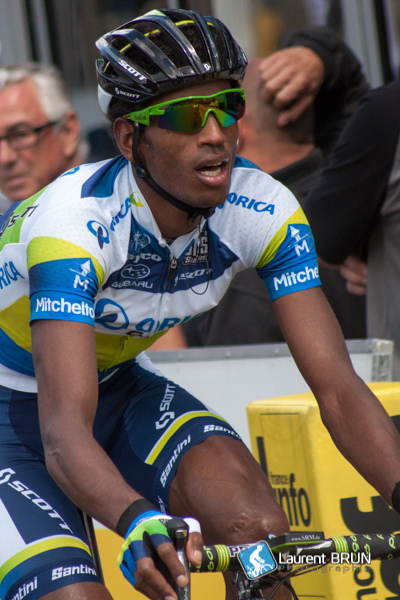 Daniel Teklehaimanot (Photo: Petit Brun - Flickr)