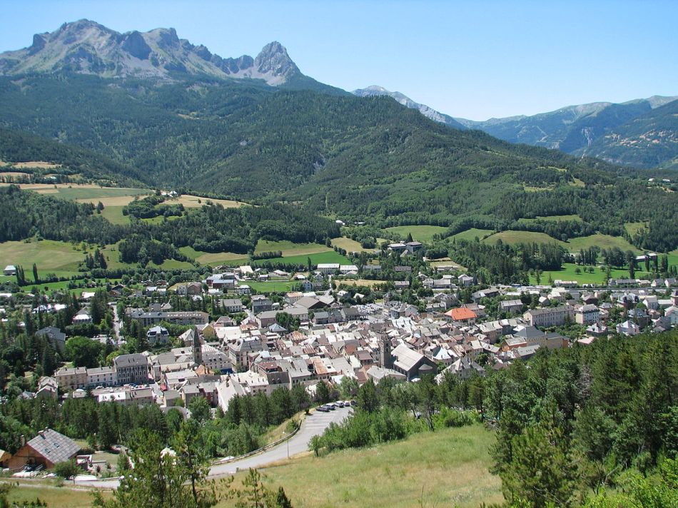 Barcelonnette (Photo: Speculos - Creative Commons - Wikimedia)