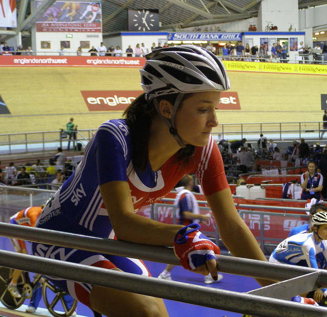 Lizzie Armitstead (Photo: Sum_of_Marc - Flickr)
