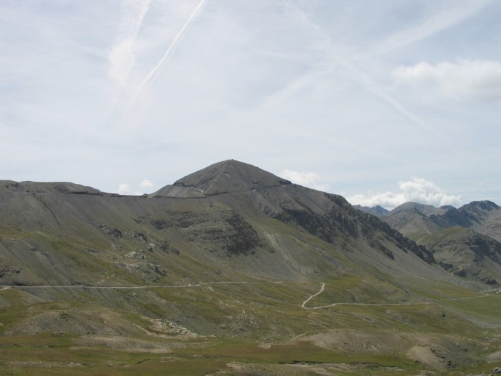 Cime de la Bonette (Photo: Stephan Brunker - Wikimedia - Creative Commons)