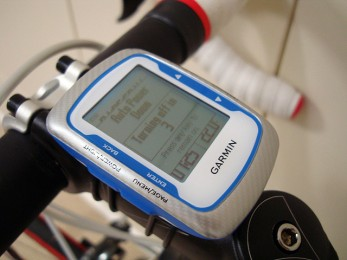 The ubiquitous Garmin: the route of the problem? (Photo: Mikkelz - Flickr)