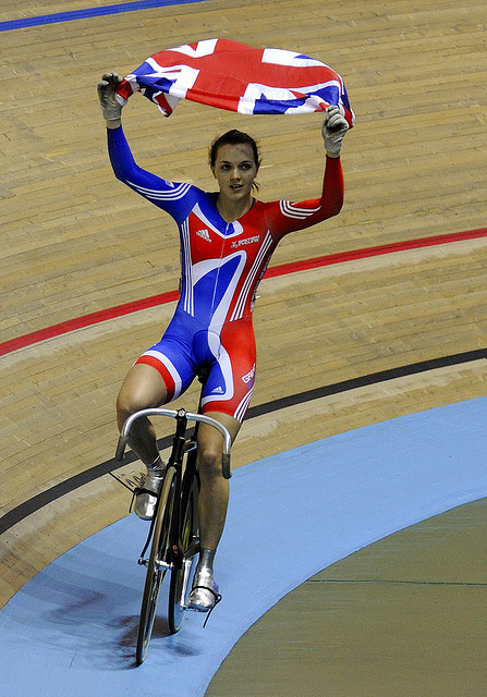 Victoria Pendleton  (Photo: johnthescone - Flickr)