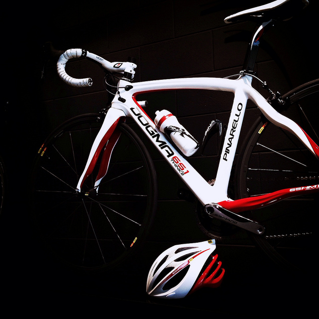 Pinarello Dogma 65.1 (Photo: Brent Backhouse - Flickr)