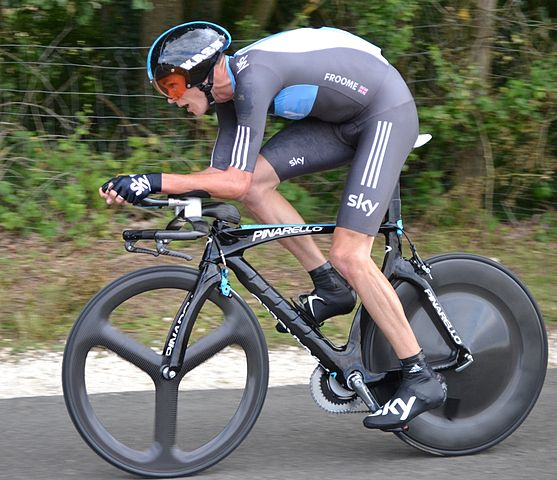 Chris Froome - skinny (Photo: denismenchov08 - Wikimedia CC)