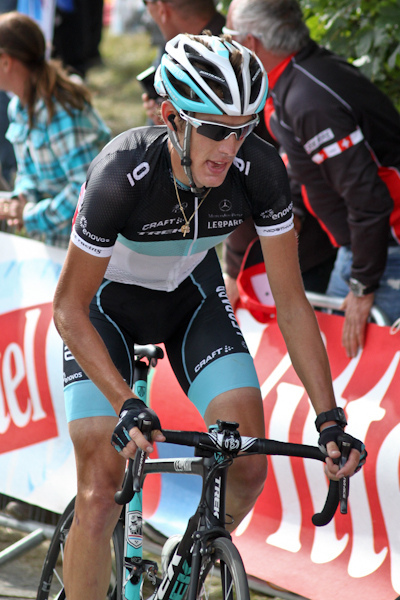 Andy Schleck - also skinny (Photo: www.instants-cyclistes.fr CC)