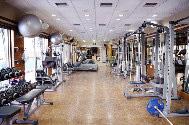 The Dreaded Gym - go on, get your moneys worth! (Photo: Snehalkanodia - Wikimedia Creative Commons)