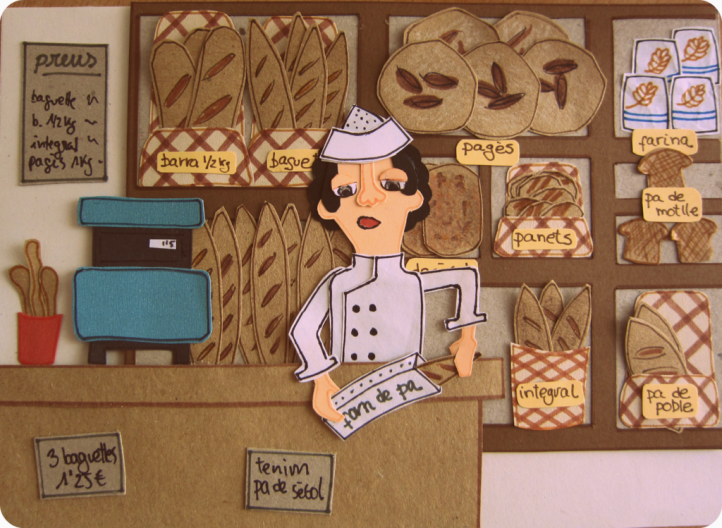 The Bakery - source of the ever present threat of the empty calorie (Photo: sanduna - deviantart)