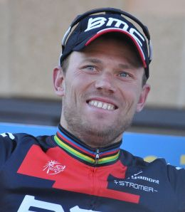 Thor Hushovd  (Photo: Laurie Beylier - Wikimedia - CC)