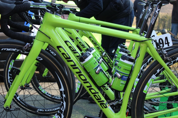 Cannondale bikes...hands off! (Photo: Nathalie05 Flickr CC)