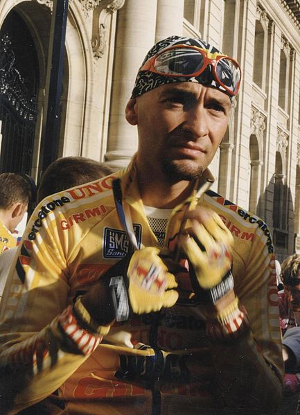Marco Pantani (Photo: Aldo Bolzan Flickr CC)