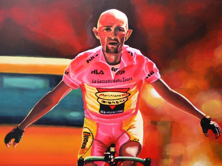 Pantani (Photo: Andrea - Flickr CC)