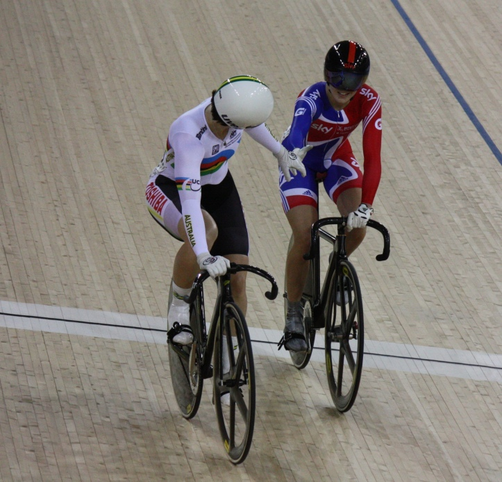 Pendleton v Meares (Photo: Marc - Flickr CC)