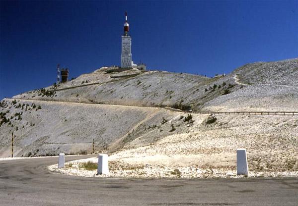 Mont Ventoux (Image: Wikimedia Commons CC)