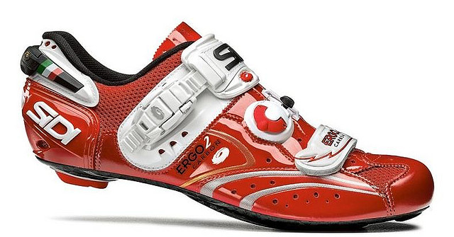 SIDI Shoes (Image: gordonr - Flickr CC)