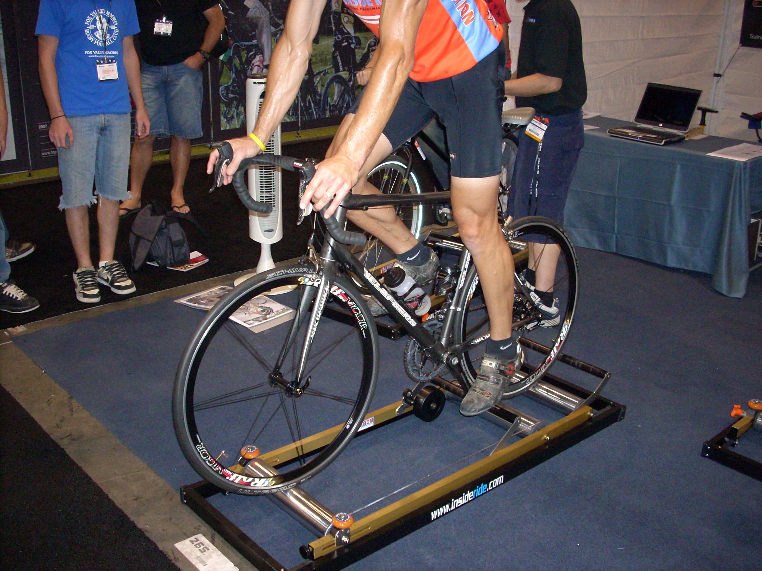 Steady Rollin Man Ragtime Cyclist