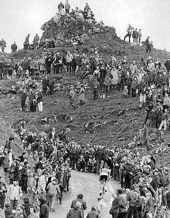 Hill Climb (Image: adamsmith1954 - Public Domain via Wikipedia)