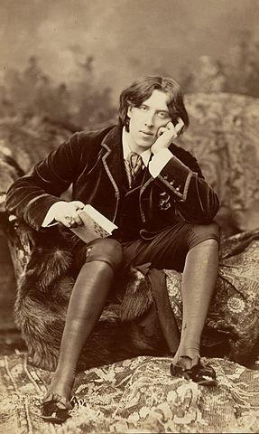 Oscar Wilde (Image: Sarony - public domain)