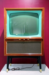 I must've been watching telly! (Image: Wikimedia Commons)