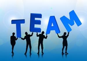 Corporate team building (Image: pixabay.com)