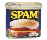 Spam! (Image: hupe - Flickr CC)
