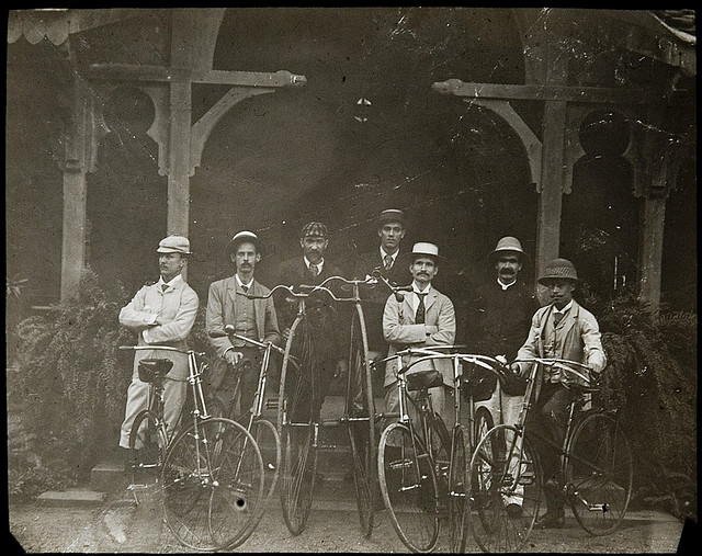 Just a standard group of cyclists (Image: James Morley Flickr CC)