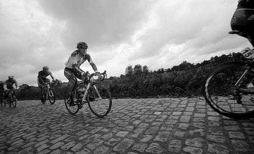 Belgian Cobble (Image: teamracepro - Flickr)