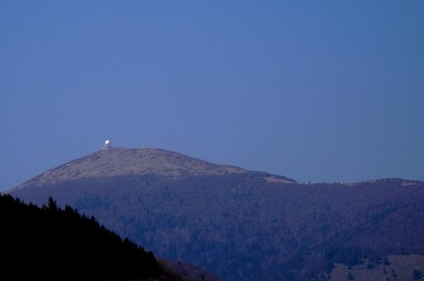 Le Grand Ballon  (Image: Vosges Freeride via Wikimedia CC)