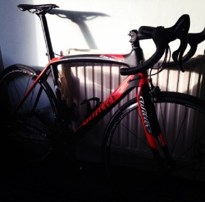 The Bike-In-The-Bedroom