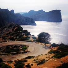 Cap de Formentor, Mallorca (Image: by ragtimecyclist)