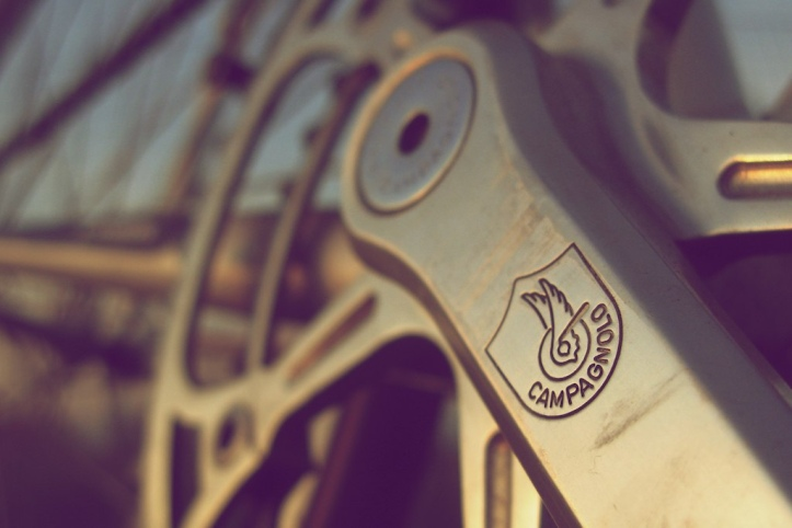 Getting deep and meaningful about Campagnolo... (Image: marcellbrivio Flickr CC)
