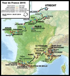 Tour de France 2015 (Image: Nuy via Wikimedia Commons https://creativecommons.org/licenses/by-sa/3.0/deed.en)