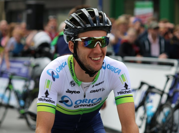 Simon Yates. Or is it Adam...? (Image: Marc via Flickr cc)