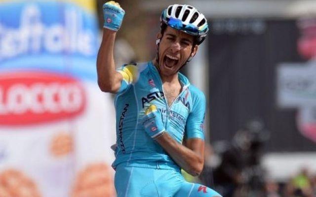 Fabio Aru (Image: Ciclismo Italia cc via Flickr)