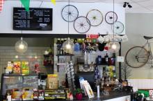 Cyclist's Cafe (Image: Andreas Kambanis via Flickr cc)