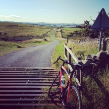 Weather perfection in the Scottish Borders (Image: ragtimecyclist.com)