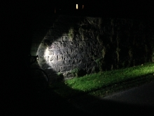Dark country lanes (Image: www.ragtimecyclist.com)