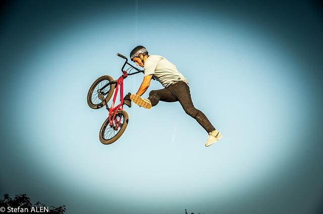 BMX! (Image: www.pixabay.com)