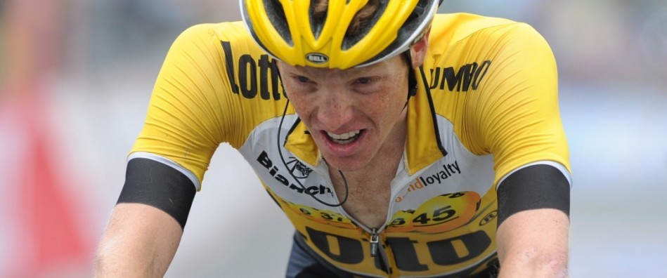 Kruijswijk and his shoulders
