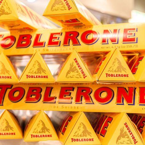 Toblerone (Image: via wikimedia)