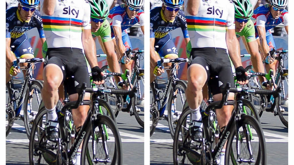 Mark Cavendish Cloned