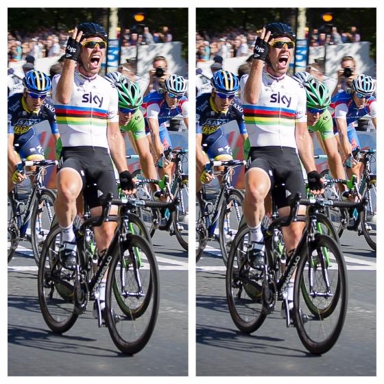 Mark Cavendish Cloned