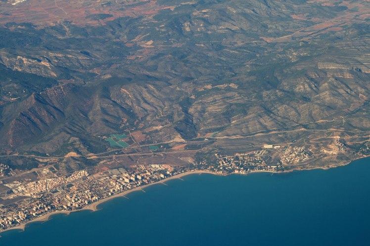 Castellon,_Valencia_aerial