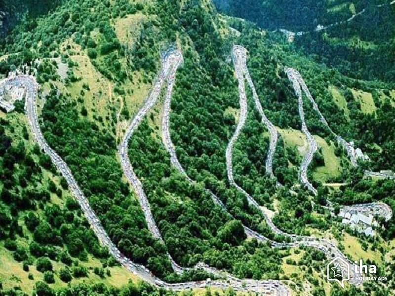 Alpe d'Huez Hairpins
