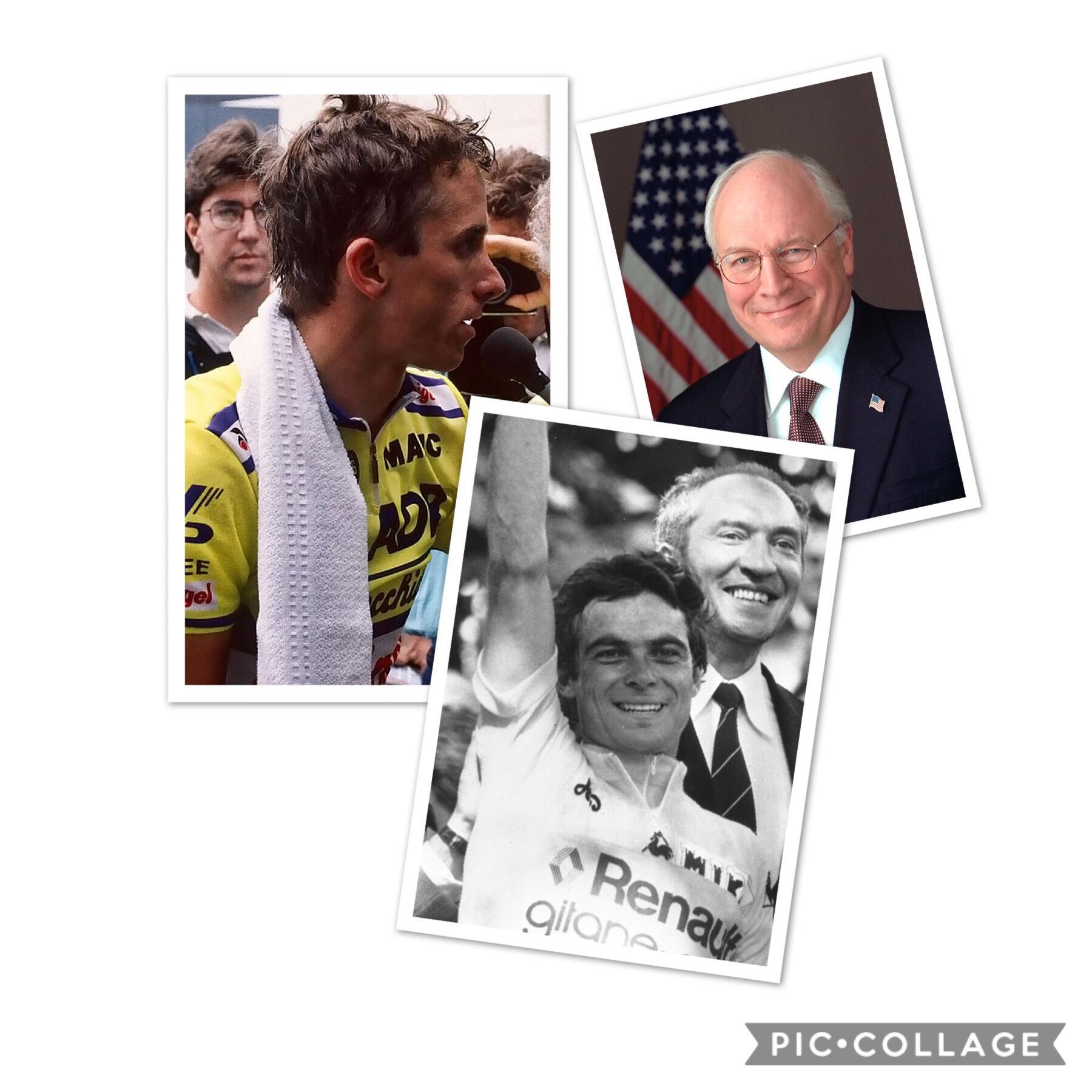 Hinault Lemond Cheney